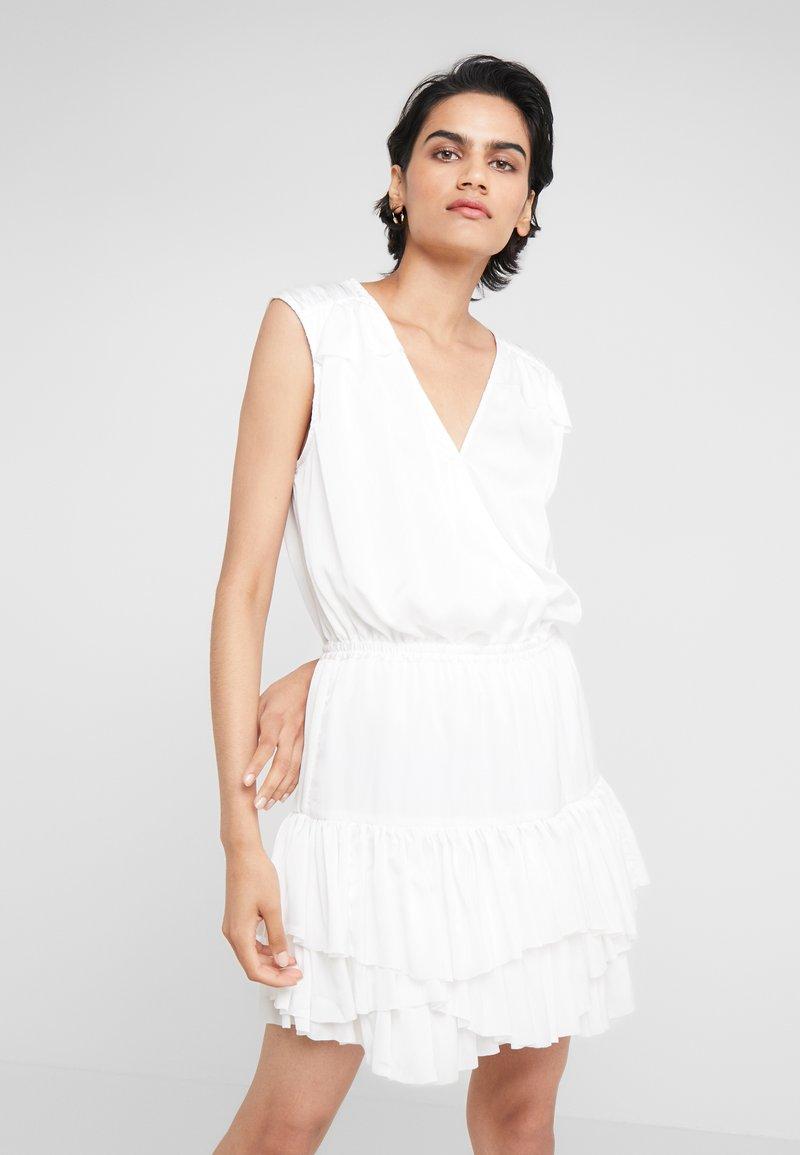 DESIGNERS REMIX - Sukienka letnia - mleczny