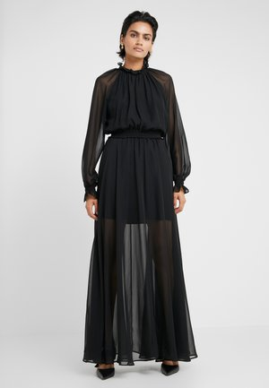 TRUNTE SHOW DRESS - Maxikleid - black