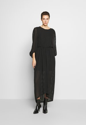 CORINNE LONG DRESS - Długa sukienka - black