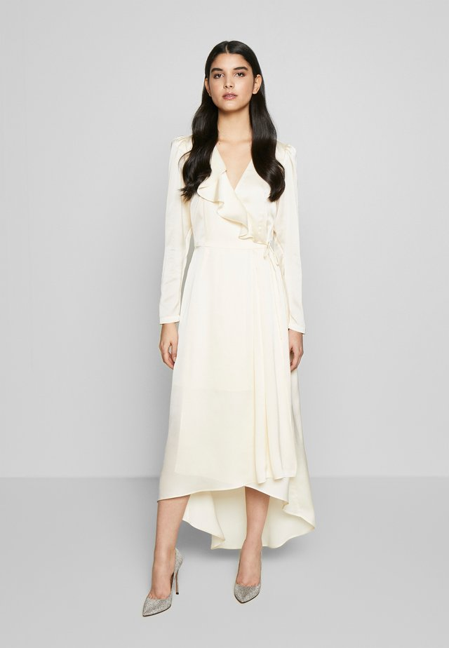 ELIZA LONG - Maxi-jurk - cream