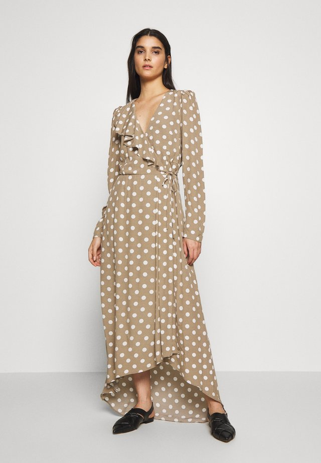 ELIZA LONG - Maxi dress - beige
