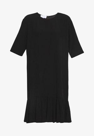 ELIZA STRAIGHT DRESS - Korte jurk - black