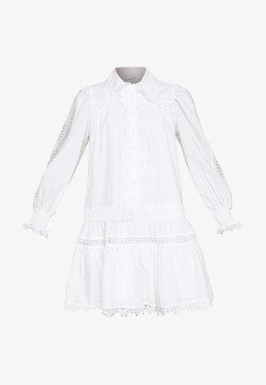 SANDRA DRESS - Skjortekjole - cream