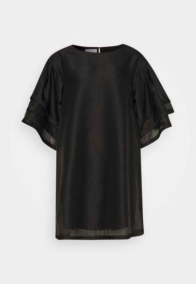 ENOLA SLEEVE DRESS - Vardagsklänning - black
