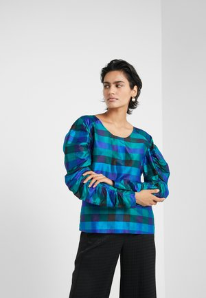 ALEXIS SLEEVE TOP - Blouse - multi colour check