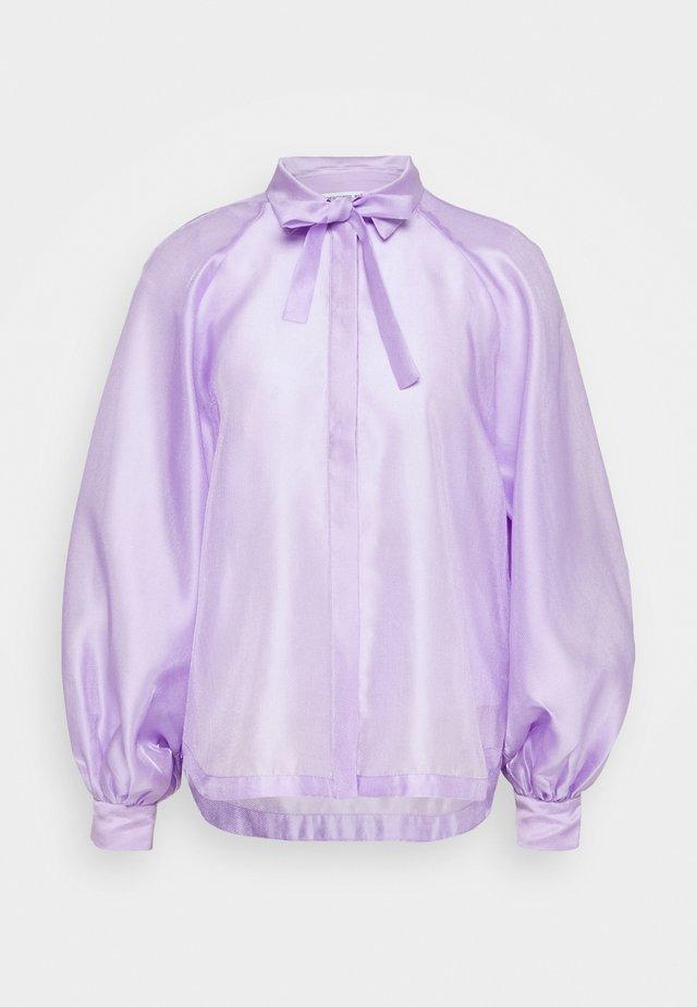 ENOLA SLEEVE - Chemisier - lavender
