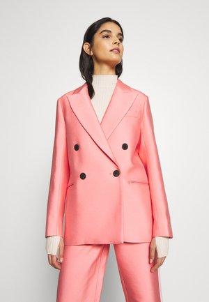 HAILEY - Kort kåpe / frakk - pink