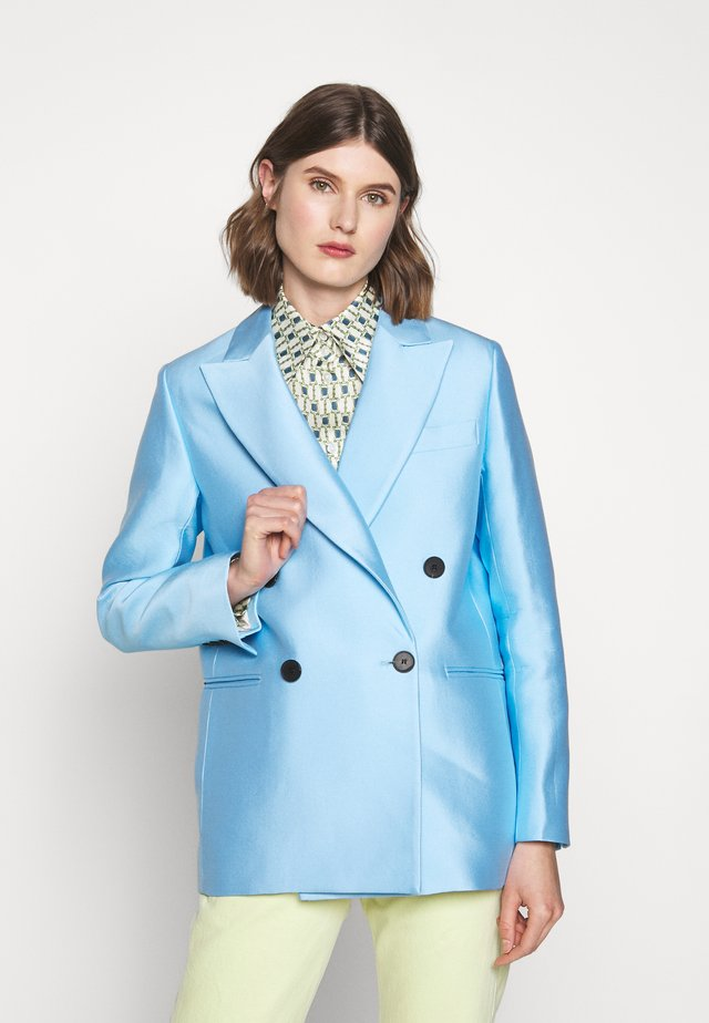 HAILEY - Manteau court - sky blue