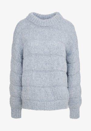 ABIGAIL - Sweter - grey melange