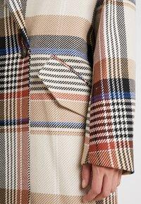 DESIGNERS REMIX - PENELOPE COAT - Płaszcz wełniany /Płaszcz klasyczny - multi colour - 5