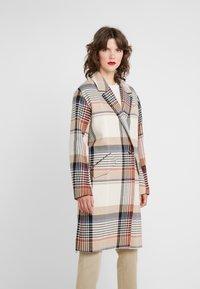 DESIGNERS REMIX - PENELOPE COAT - Płaszcz wełniany /Płaszcz klasyczny - multi colour - 0