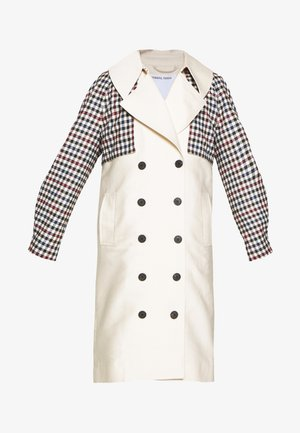 HAILEY - Trenchcoat - cream/multi