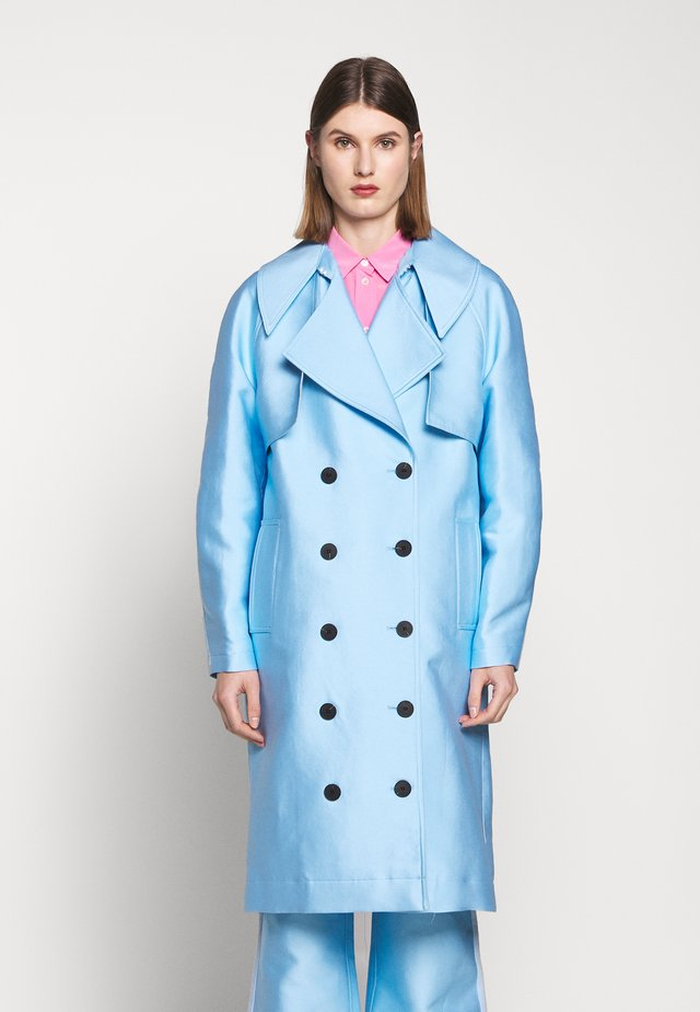 HAILEY - Trench - sky blue