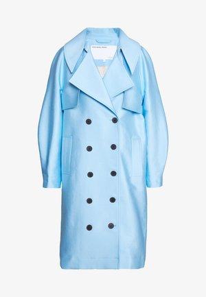 HAILEY - Trenchcoat - sky blue