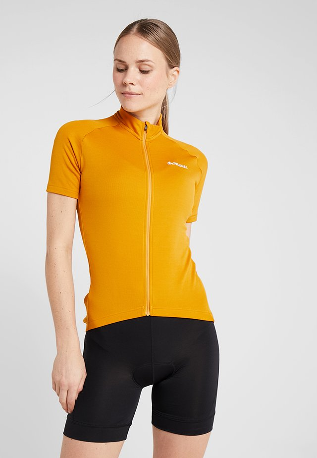 WOMENS CLASSICA  - T-shirt z nadrukiem - buckskin