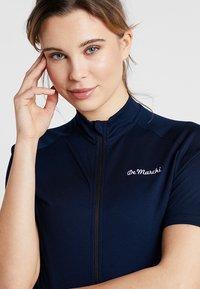 De Marchi - WOMENS CLASSICA  - T-Shirt print - navy - 3