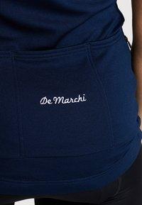 De Marchi - WOMENS CLASSICA  - T-Shirt print - navy - 6