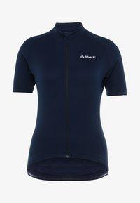 De Marchi - WOMENS CLASSICA  - T-Shirt print - navy - 5