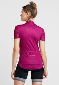 De Marchi - WOMEN'S ARIA - Print T-shirt - purple - 2