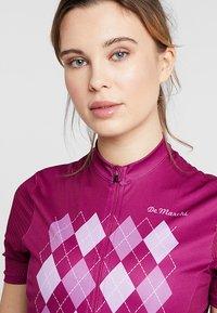 De Marchi - WOMEN'S ARIA - Print T-shirt - purple - 3