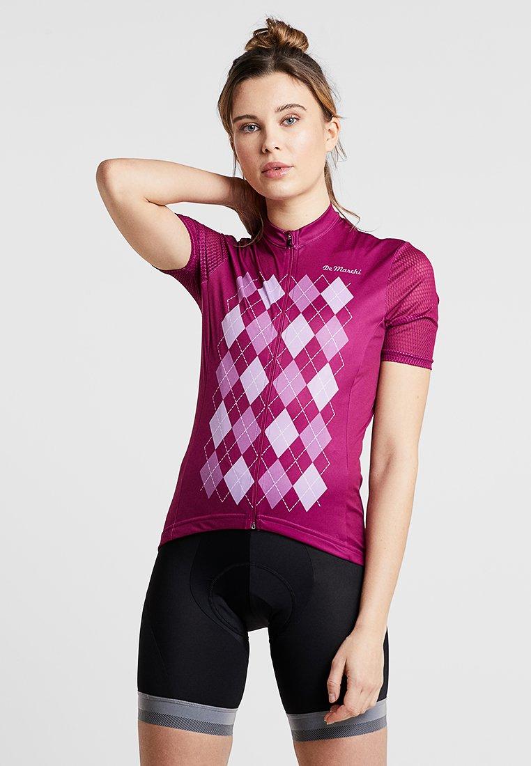 De Marchi - WOMEN'S ARIA - Print T-shirt - purple