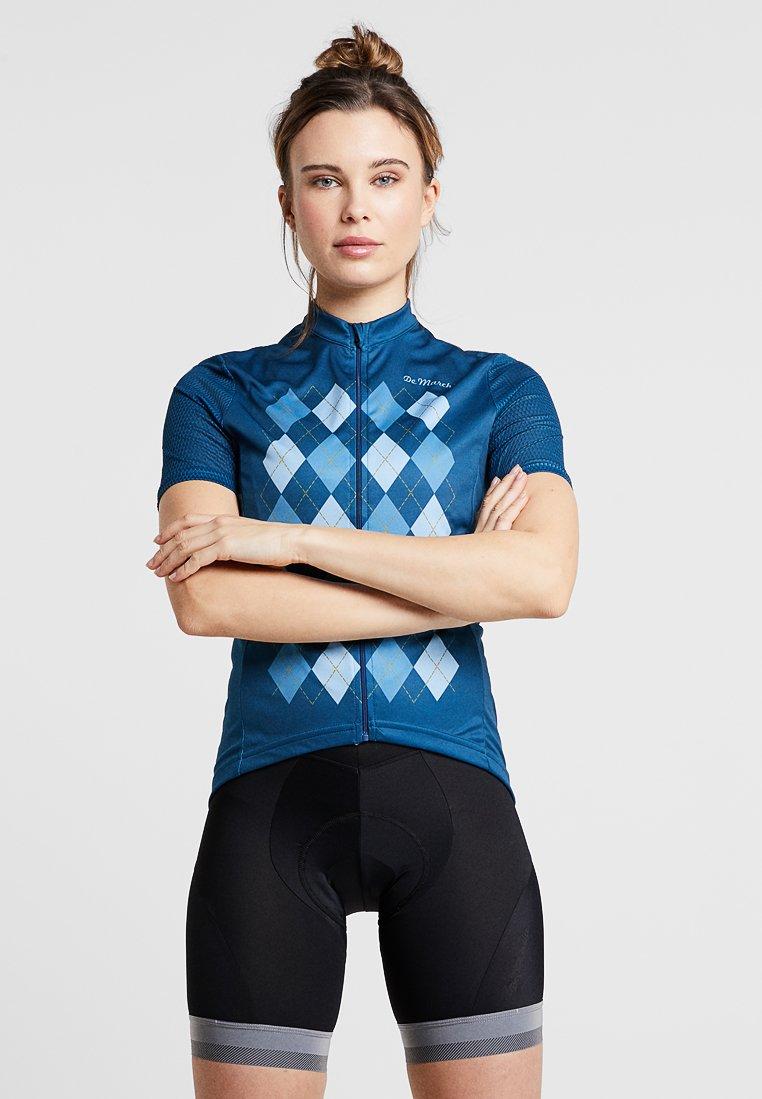 De Marchi - WOMEN'S ARIA - T-Shirt print - navy