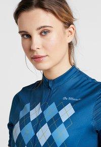 De Marchi - WOMEN'S ARIA - T-Shirt print - navy - 3