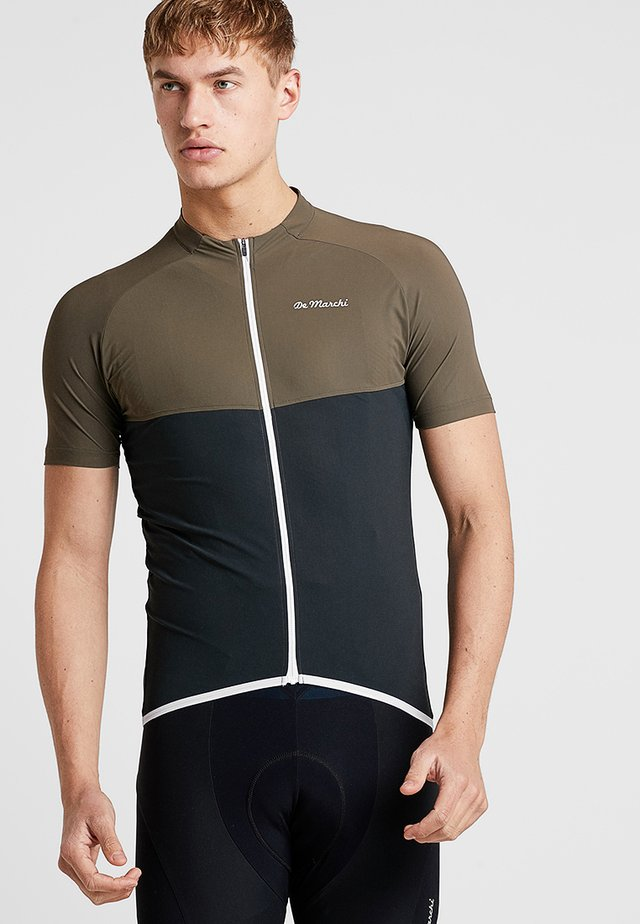 LEGGERA - T-Shirt print - green
