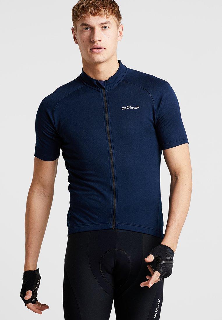 De Marchi - CLASSICA  - Basic T-shirt - navy
