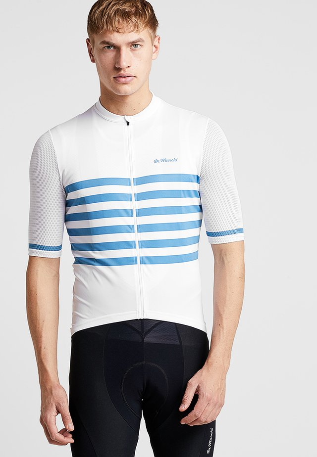 VELOCE - T-shirts med print - white