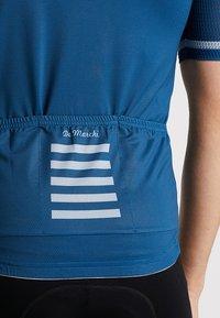 De Marchi - VELOCE - Print T-shirt - navy - 5