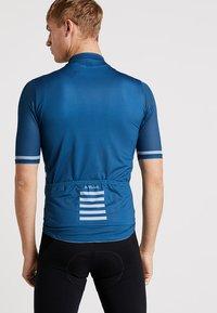 De Marchi - VELOCE - Print T-shirt - navy - 2