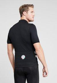 De Marchi - CORTINA WIND - Print T-shirt - black - 2