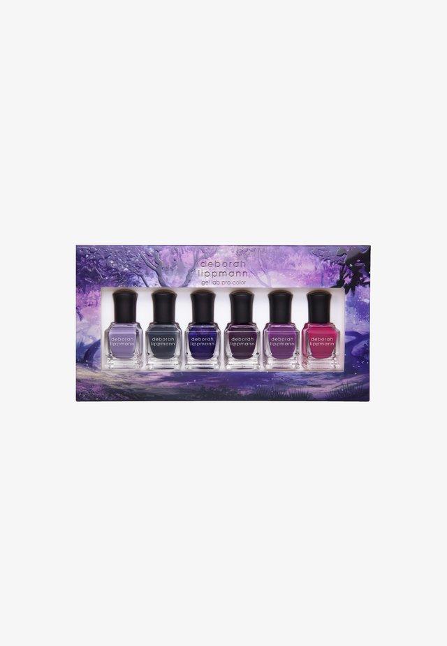 GEL LAB PRO - Nail polish - natural mystic set