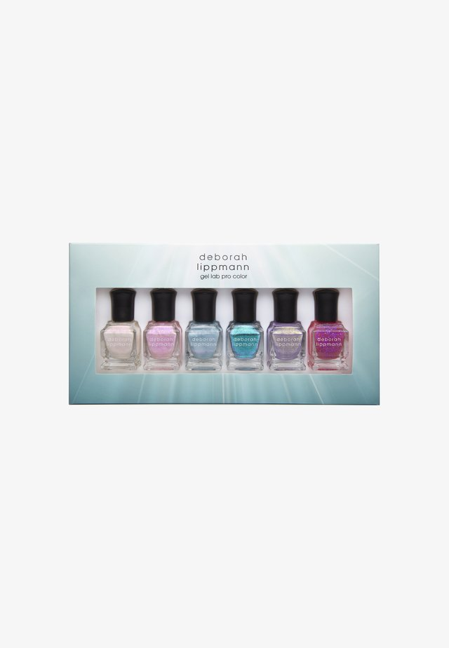 GEL LAB PRO SET - Nail set - Beyond the Sea, Written in the Sand, In the Sun