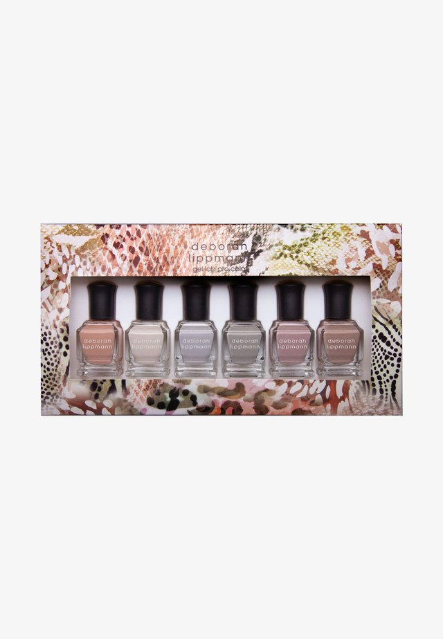 GEL LAB PRO SET - Nagelpflege-Set - wild safari
