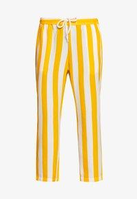 Dedicated - PANTS SKAGEN  - Kalhoty - yellow - 3