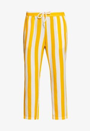 PANTS SKAGEN  - Kalhoty - yellow