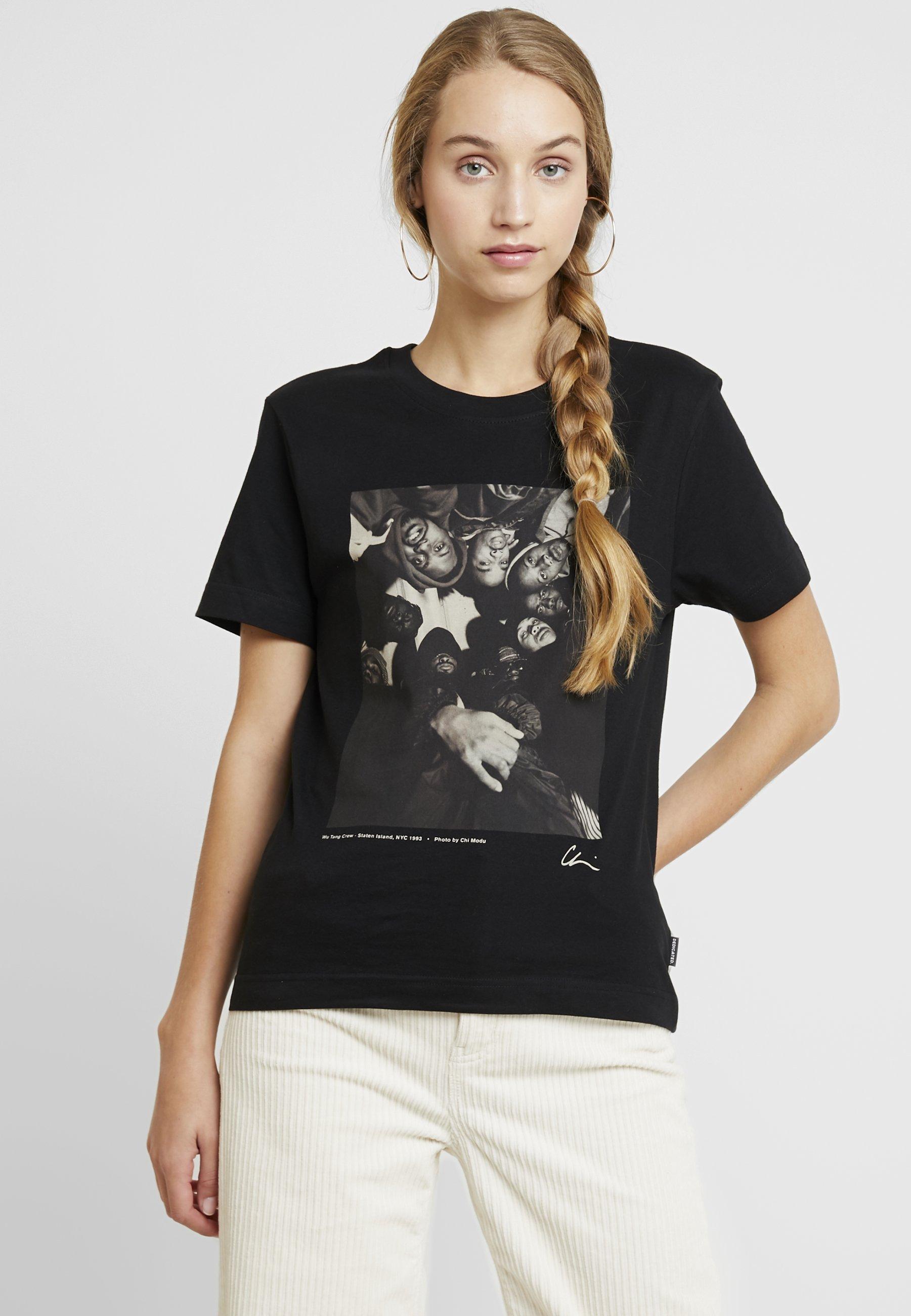shirt Dedicated Mysen CrewT Imprimé Black ukXZPi