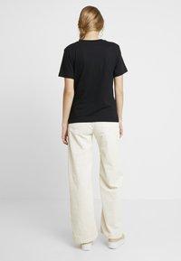 Dedicated - MYSEN WU-TANG CREW - Print T-shirt - black - 2