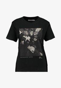 Dedicated - MYSEN WU-TANG CREW - Print T-shirt - black - 3