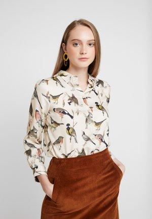 DOROTHEA AUTUMN BIRDS - Camisa - off white