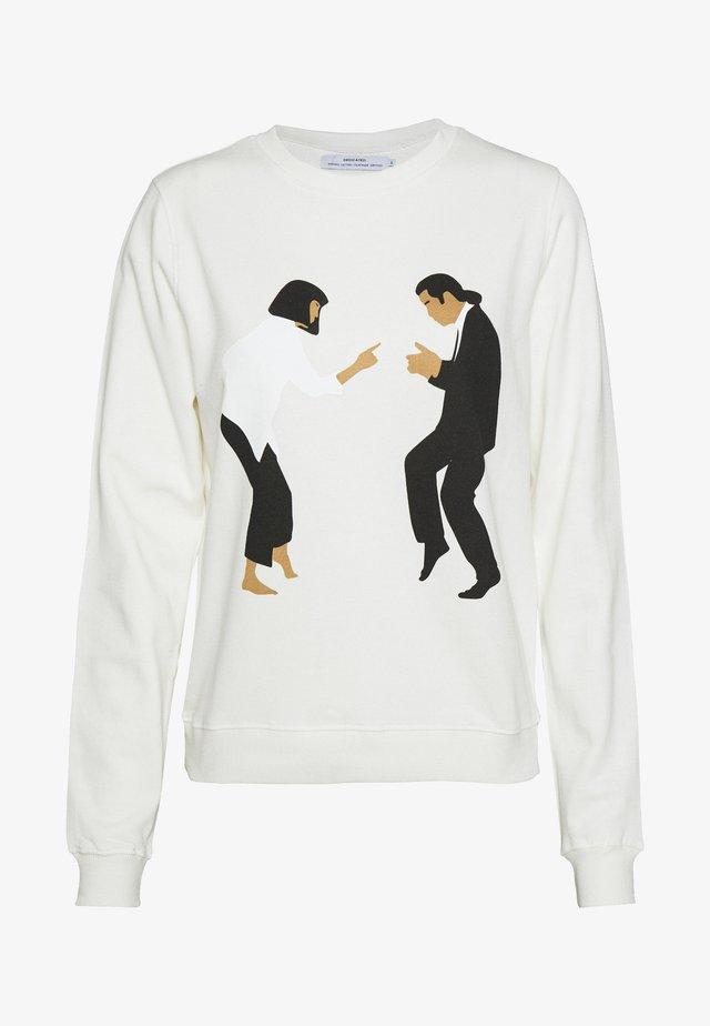 YSTAD PULP FICTION DANCE - Sweatshirts - off-white