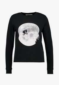 Dedicated - YSTAD ET MOON - Sweatshirts - black - 4