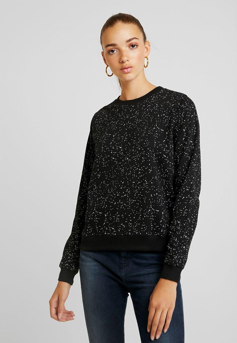 Dedicated - DEEP SPACE - Sweatshirt - black