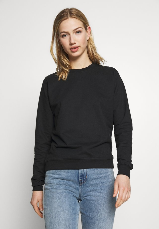 YSTAD BASE - Sweatshirt - black