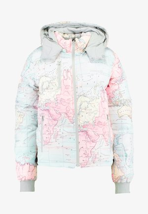 PUFFER JACKET BODEN MAP - Winter jacket - multi color