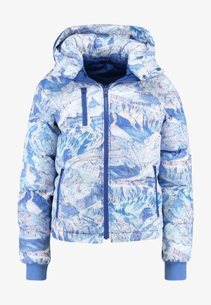 PUFFER JACKET BODEN SKI AREA - Chaqueta de invierno - multi color