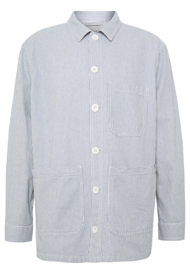 SALA THIN STRIPES - Shirt - blue