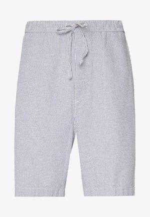 VEJLE THIN STRIPES - Shorts - blue